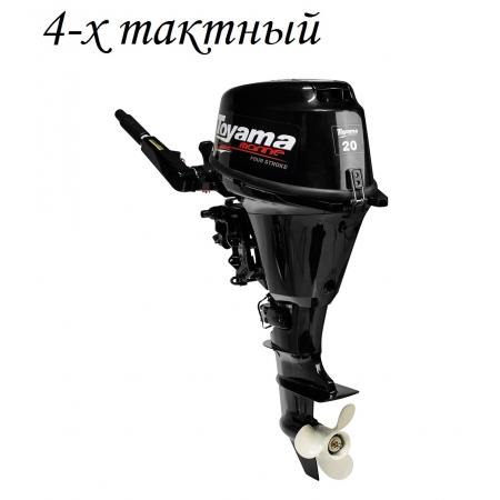 Лодочный мотор Toyama TM20AFS-11 (F20ABMS)