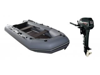 Байкал 320 МК + Toyama T9.9BMS